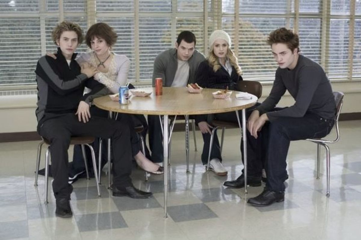 The Cullen Vampire clan has many supernatural talents, that the novel describes in detail.