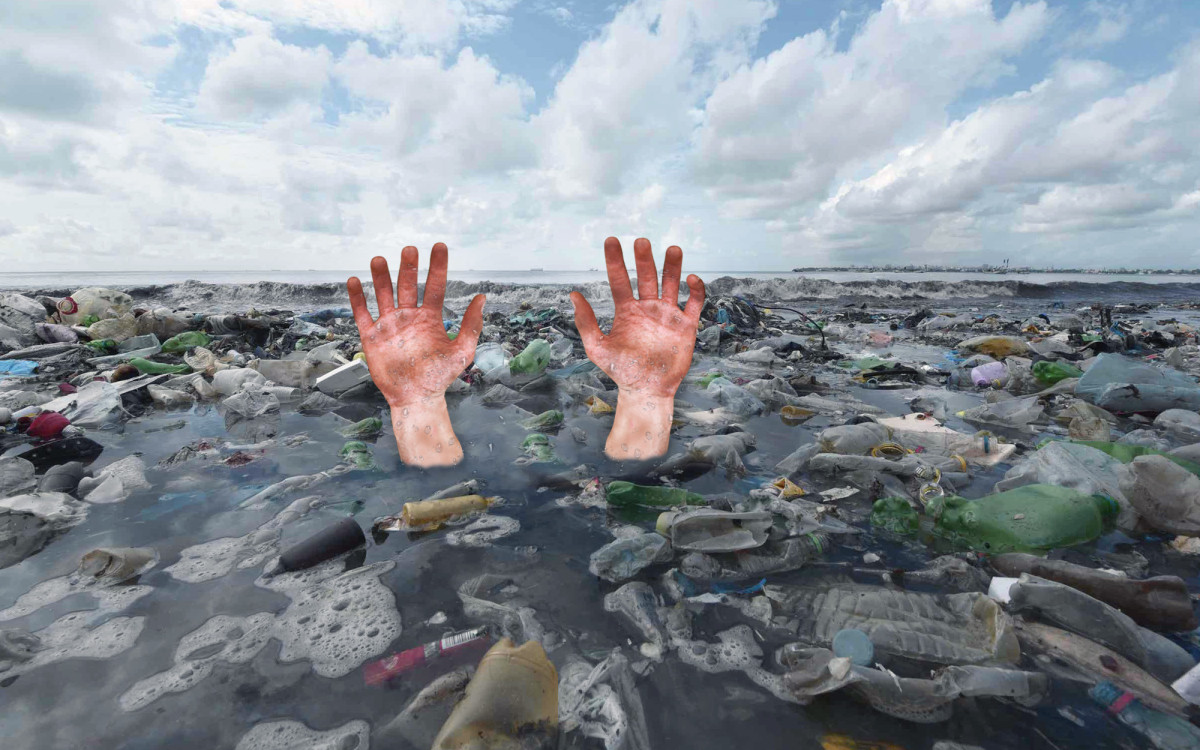 Swimming in Plastic: The Worldwide Problem of Plastic Pollution