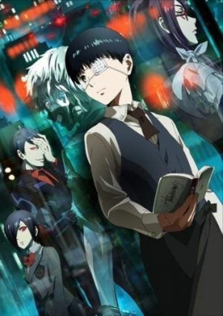 Tokyo Ghoul Season 1 Review