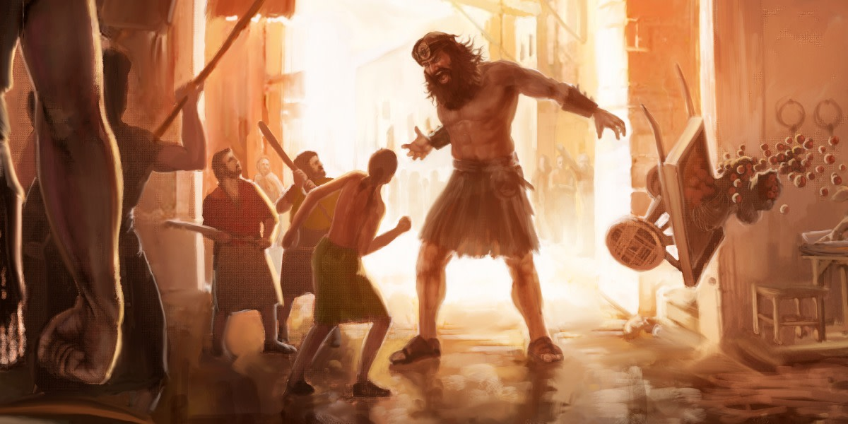Who are the Nephilims?  Are they the first giant demi-gods according to the Bible?