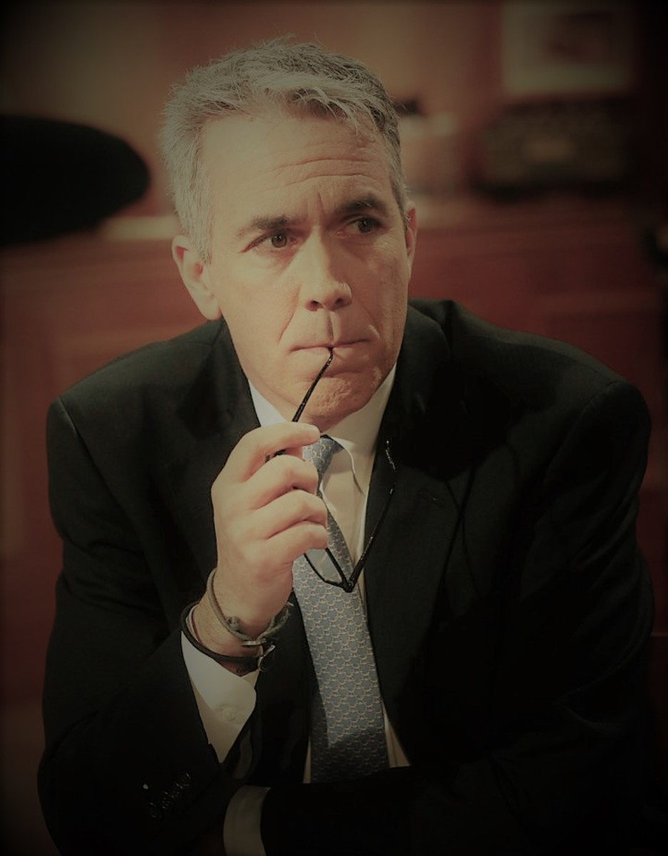Republican Presidential Candidate Joe Walsh Is a Reflection of Donald Trump