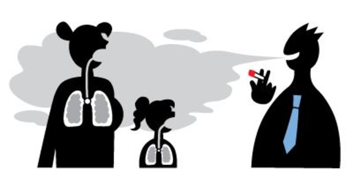 Smoking Kills People and the Environment