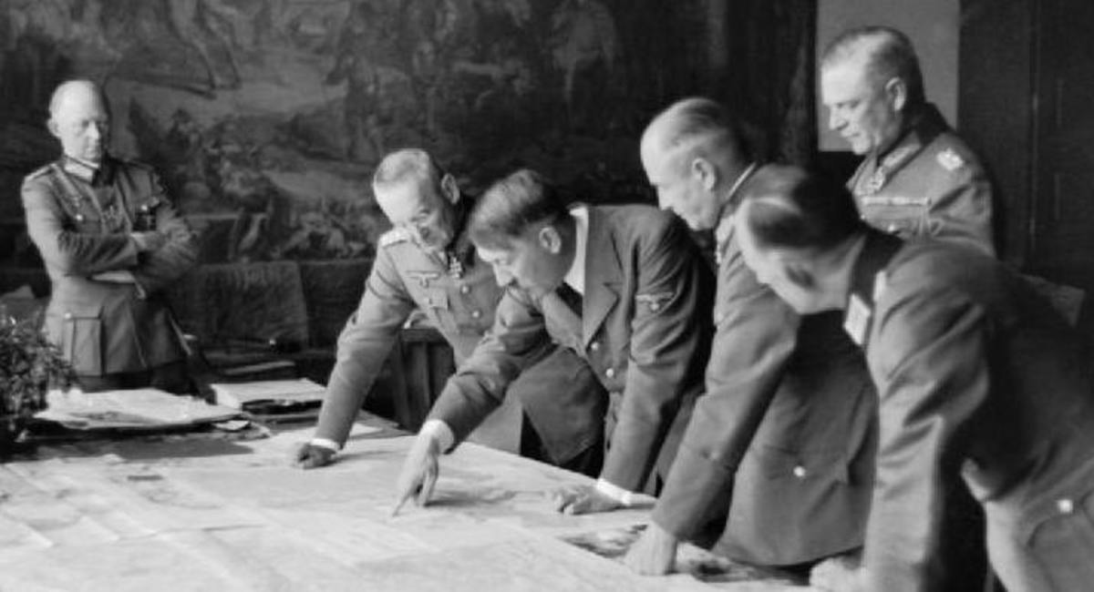 hitlers-command-post-during-the-battle-of-france-1940