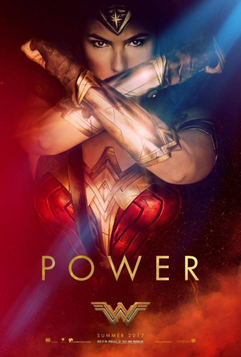 Wonder Woman (2017) Movie Review