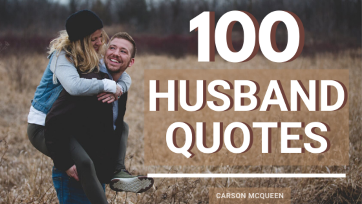 100 Husband Quotes With Images