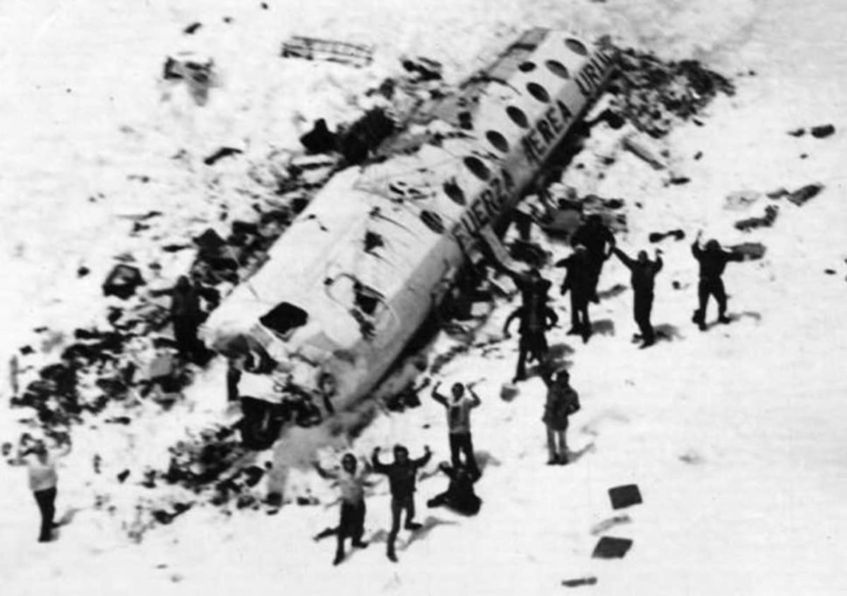 Andes Crash 1972
