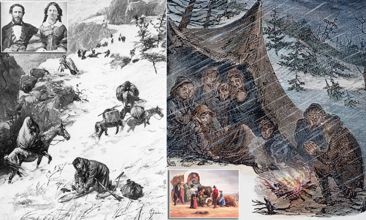 Donner Party Pioneers
