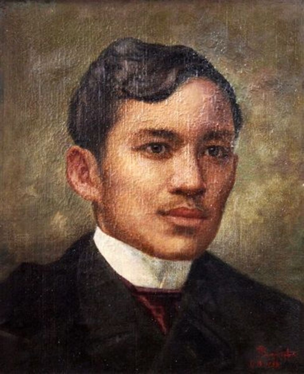 Jose Rizal's Animosity Towards The Chinese