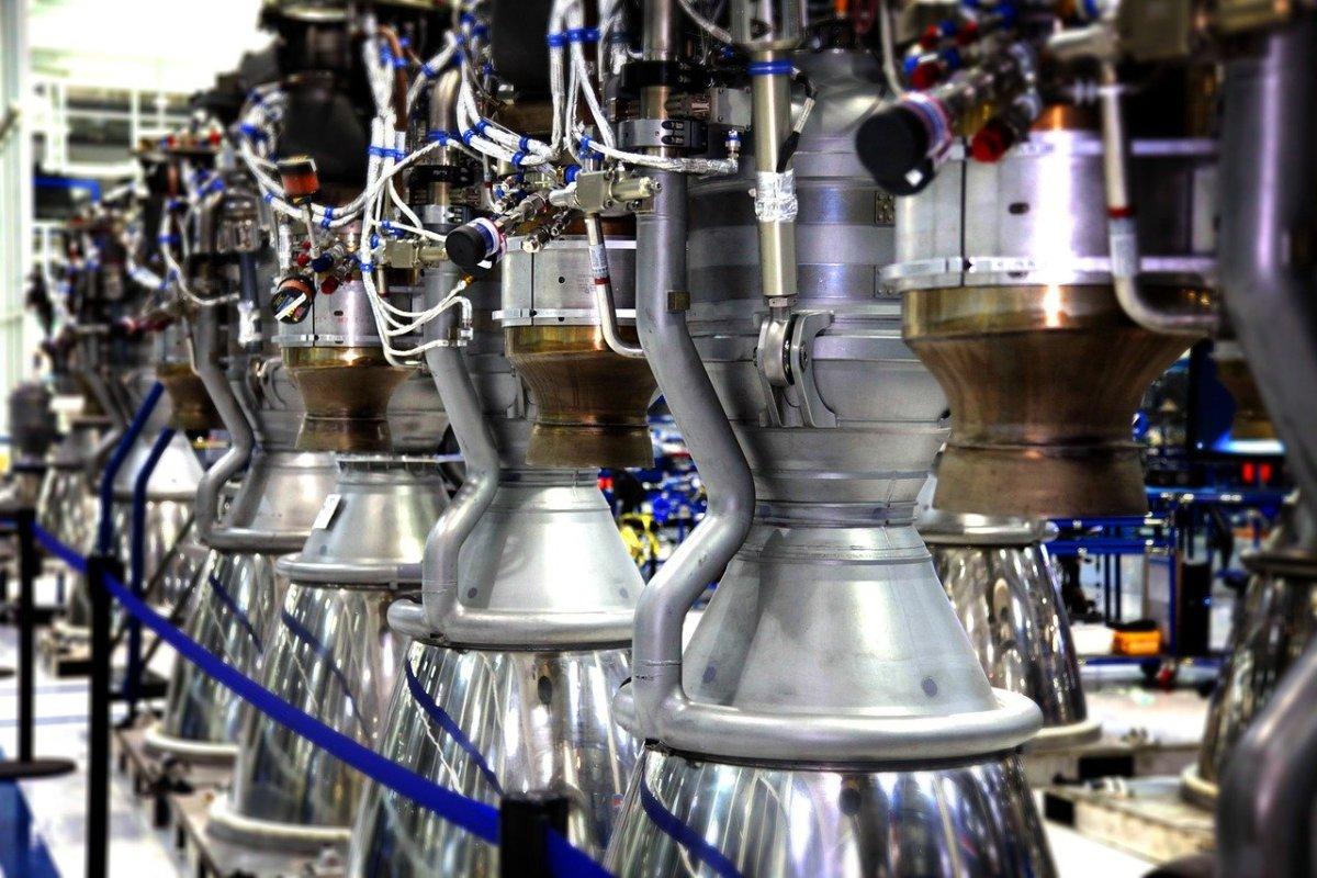 3D Printed rocket engines