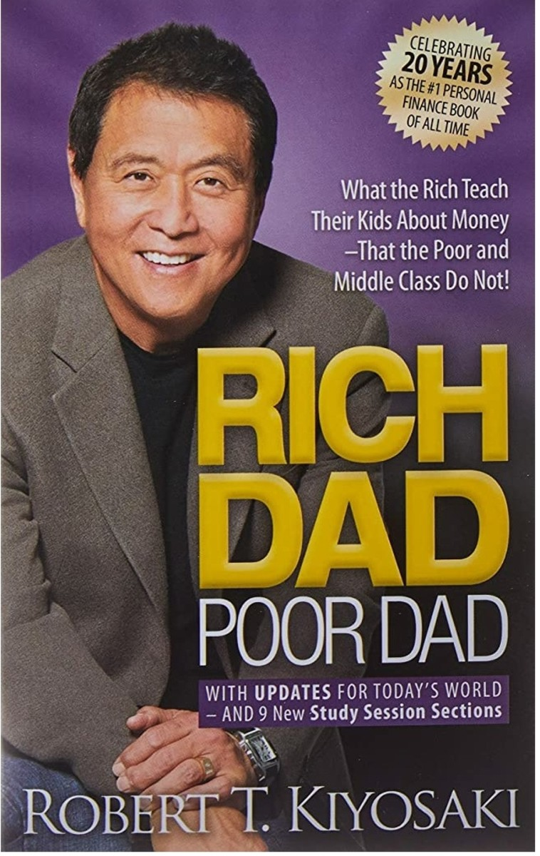 Book Review Of The Book,Rich Dad Poor Dad