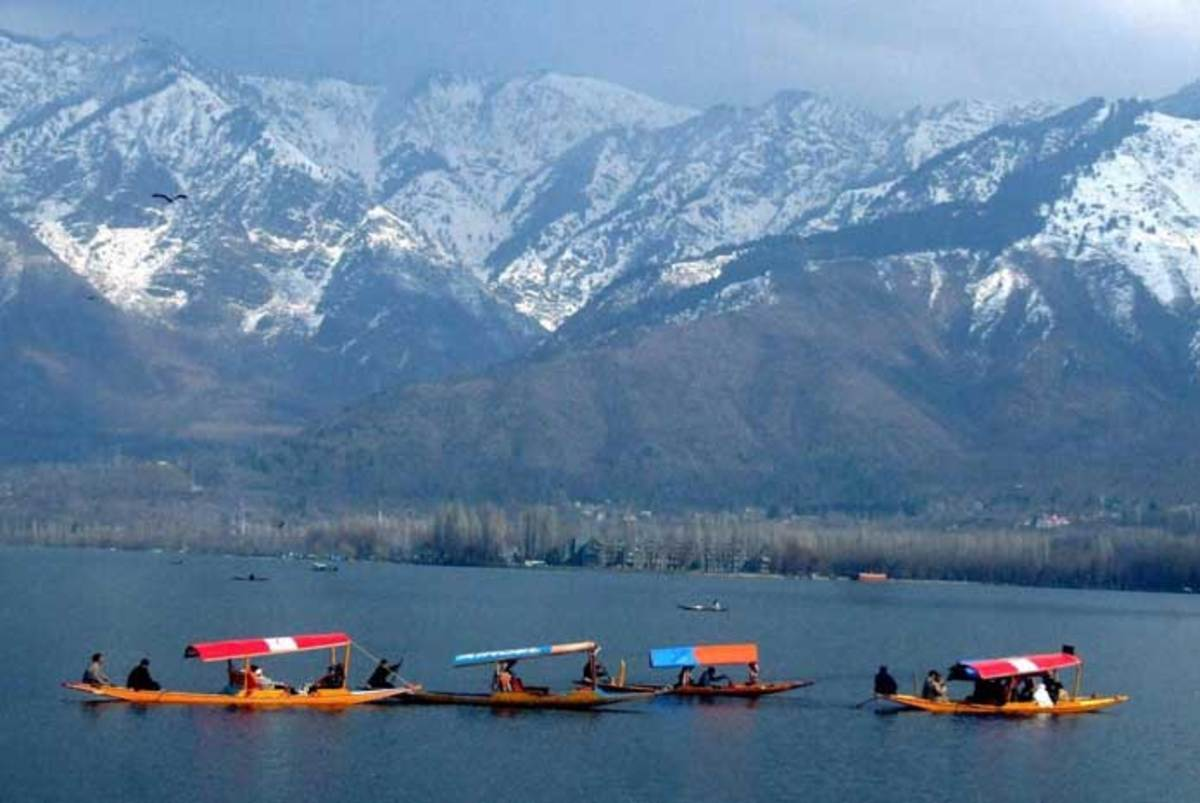 Days in Kashmir When It Was Idyll Place