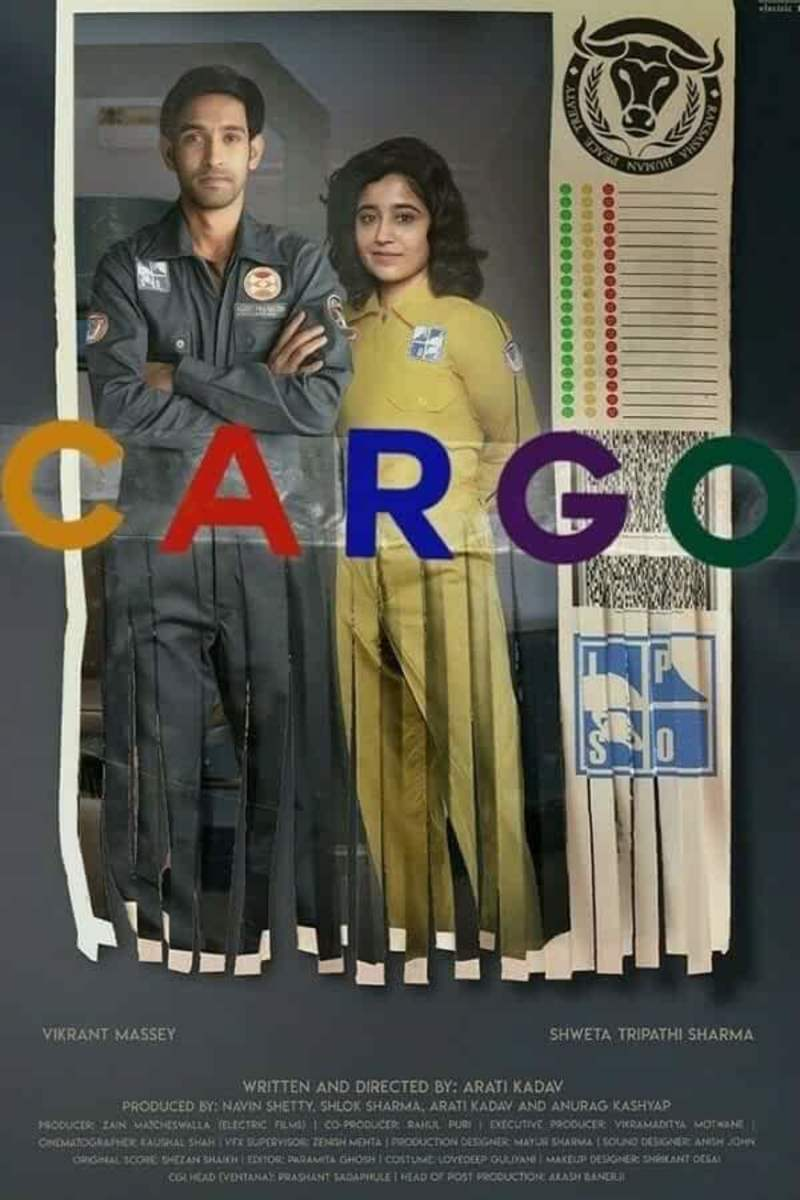 Cargo Review: Sweet Blend of Hindu Mythology and Science Fiction but It Could Have Been Better!