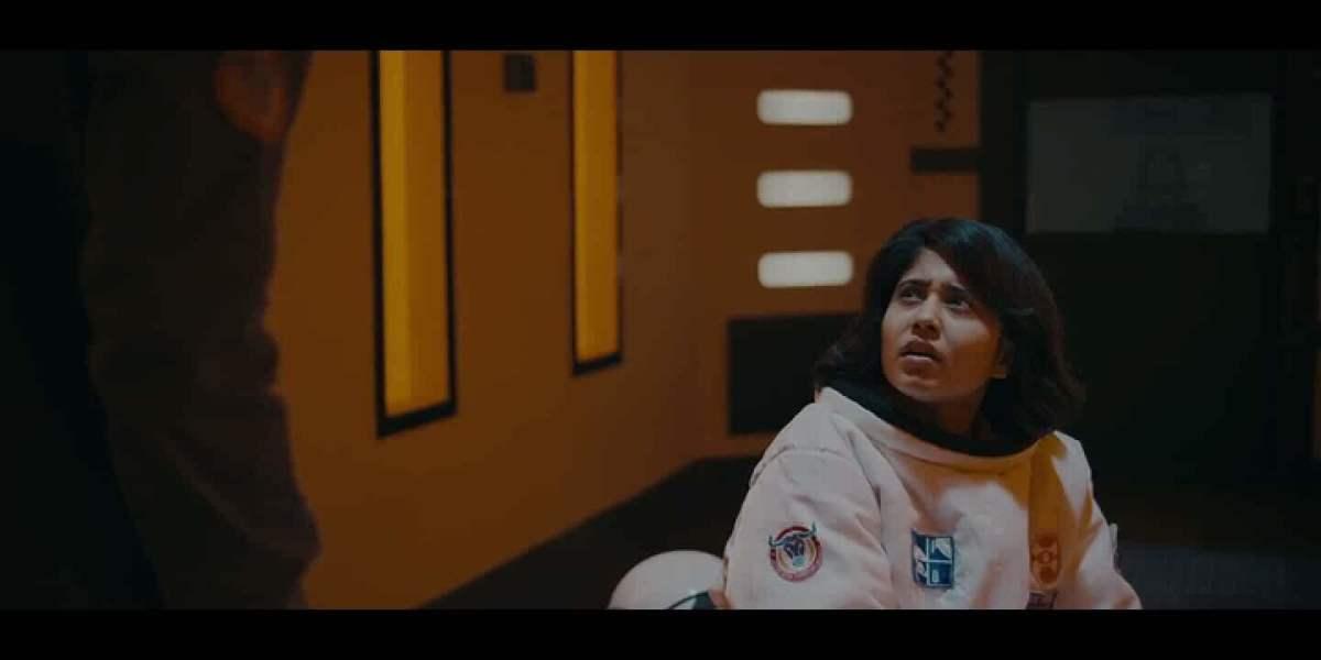 Shweta Tripathi as Yuvishka in Cargo.