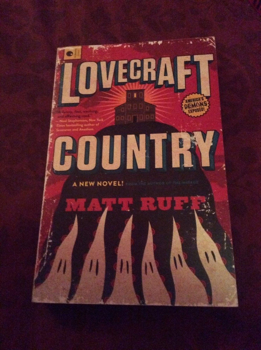 Review of Lovecraft Country
