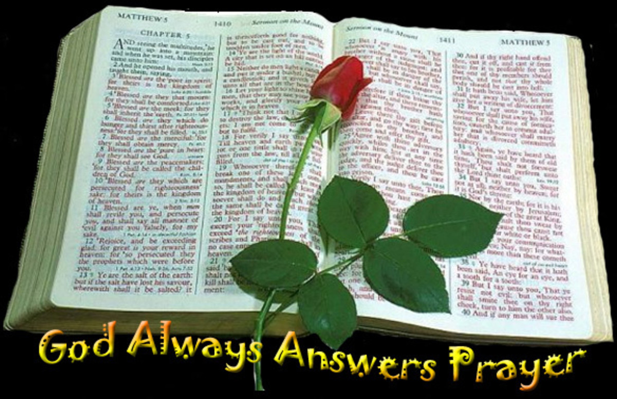 Will God Answer all Your Prayers?