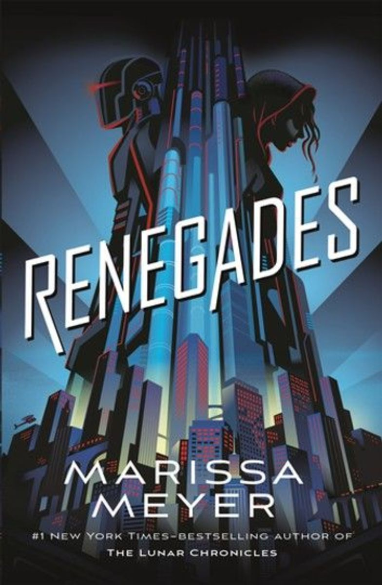 """Renegades"" by Marissa Meyer"