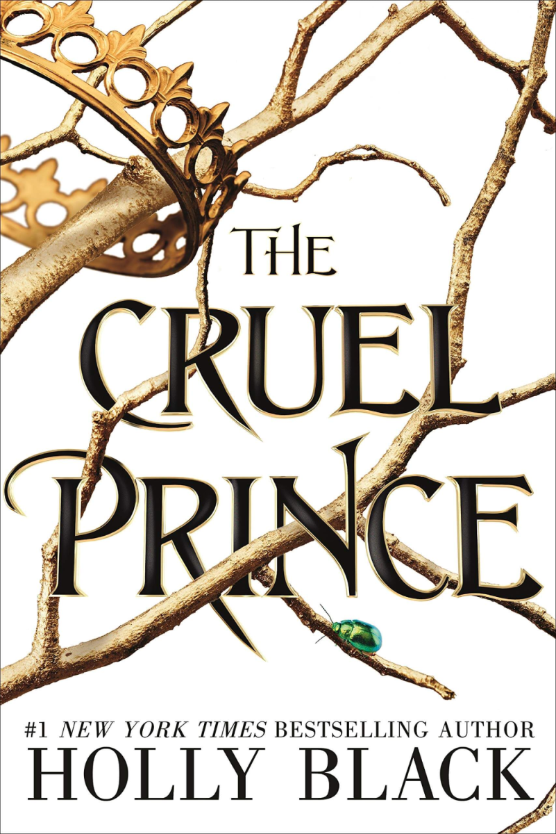 """The Cruel Prince"" by Holly Black"
