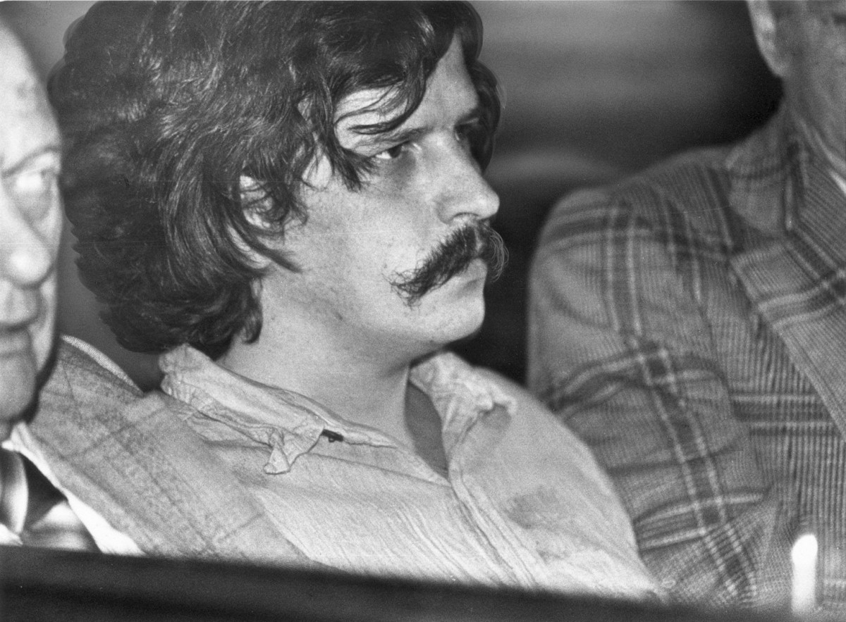 "William Bonin, named the ""Freeway Killer"" confessed to murdering young men and boys during the 1970-1980s, in California. Photo courtesy of Mike Meadows/Los Angeles Times."