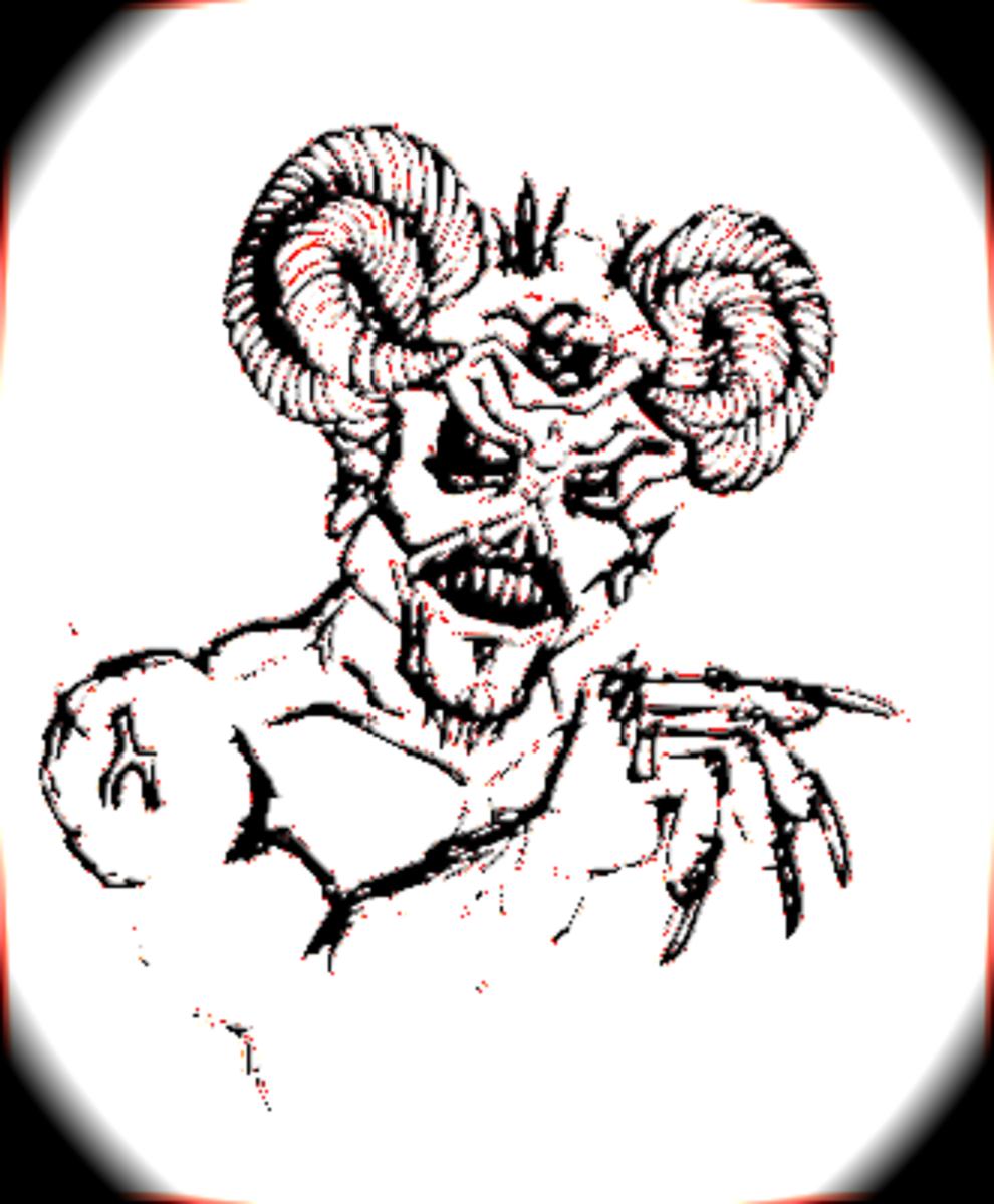 Devilish Behaviour