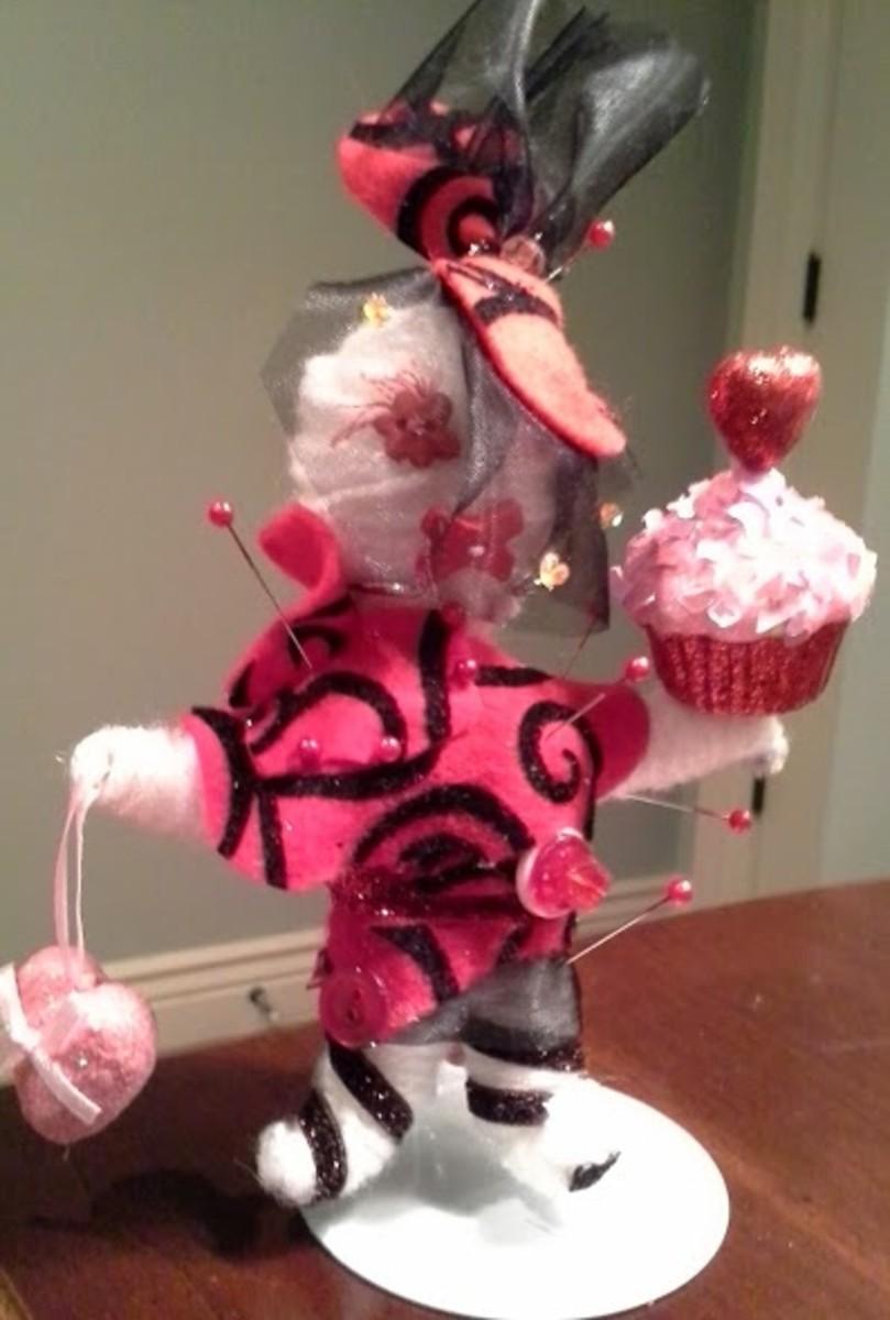 Let's Make Really Cute Voodoo Dolls