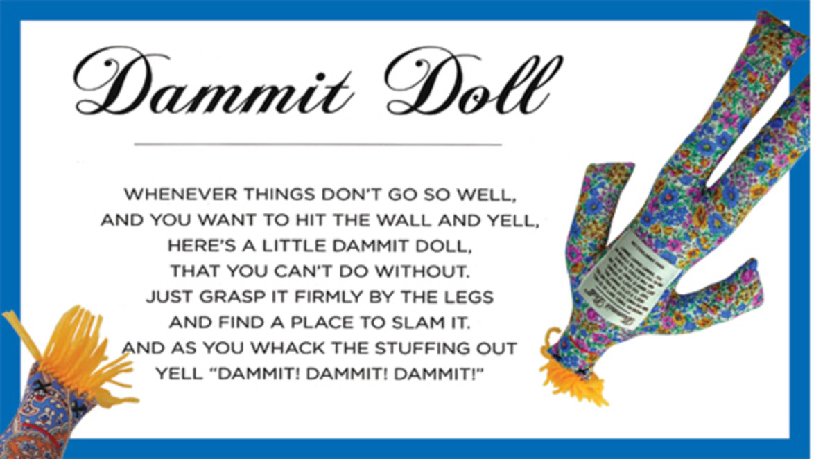 The Dammit Doll Poem