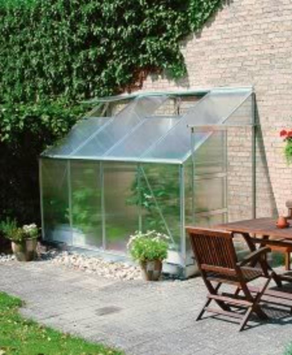 Build A Lean To Greenhouse Plans