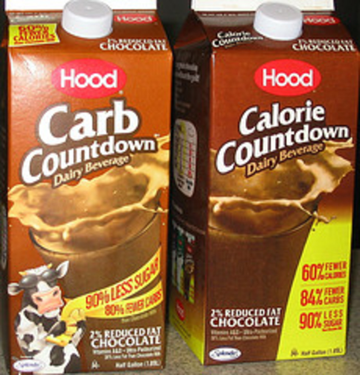 Product Review: Hood Low Carb Low Calorie Chocolate Milk