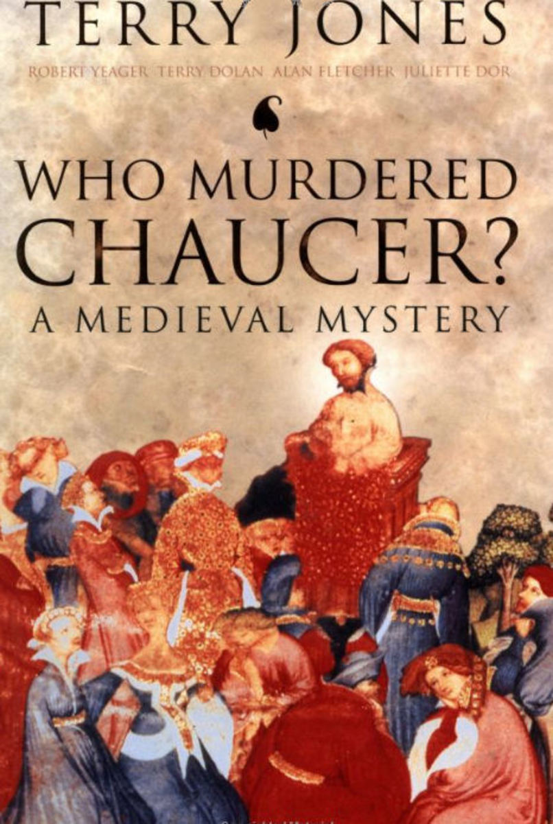 Who Murdered Geoffrety Chaucer? Who Murdered Chaucer? Terry Jones. amazon.com