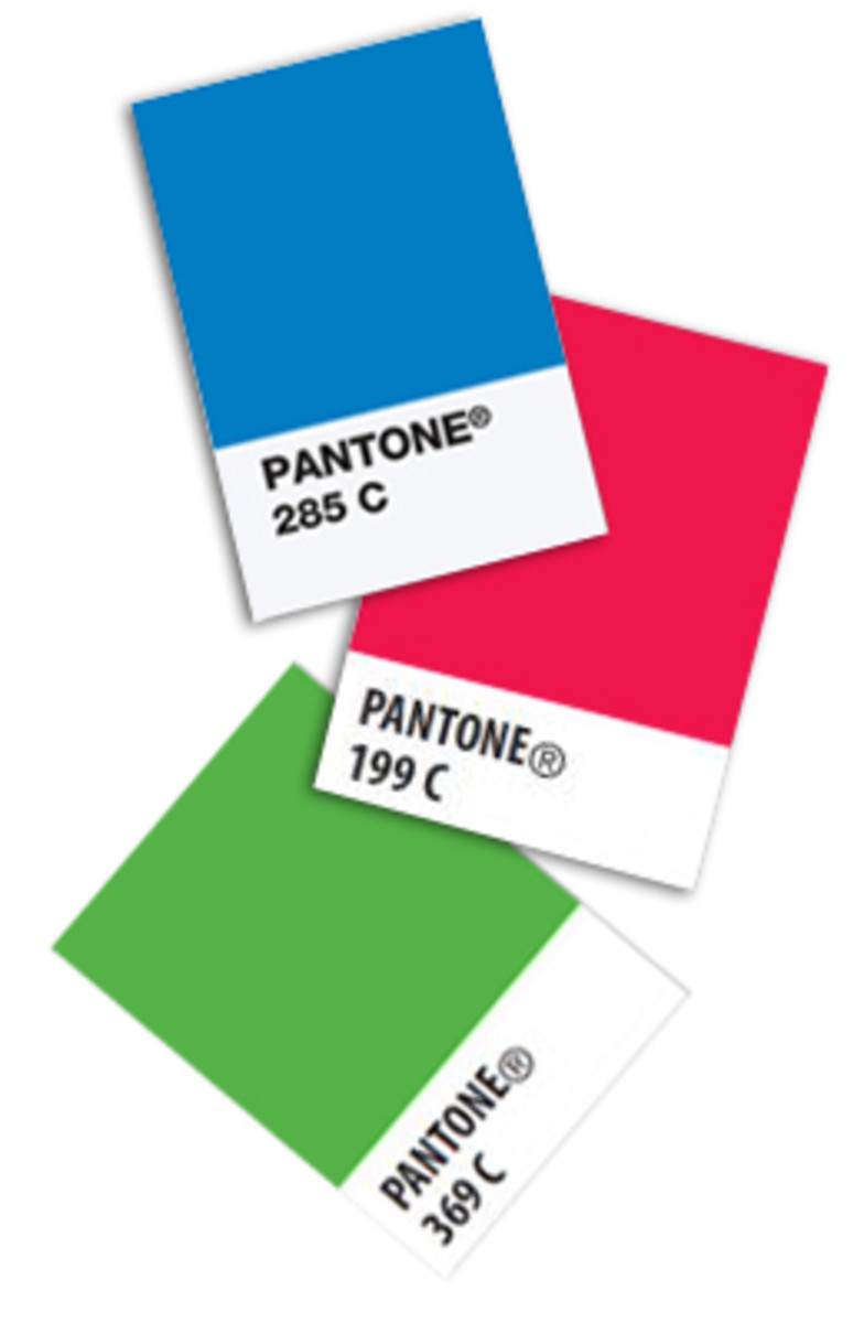 pantone chips and swatch books - Pantone Color Swatch Book