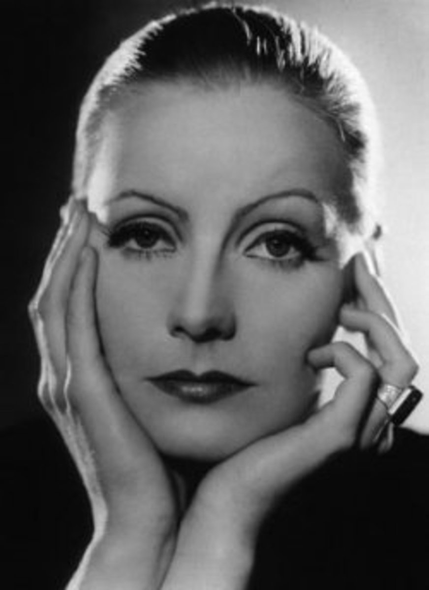 Greta Garbo, the most beautiful woman who ever lived