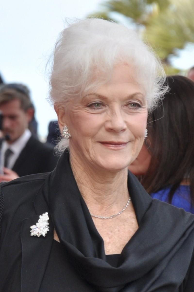 Linda Thorson in 2013