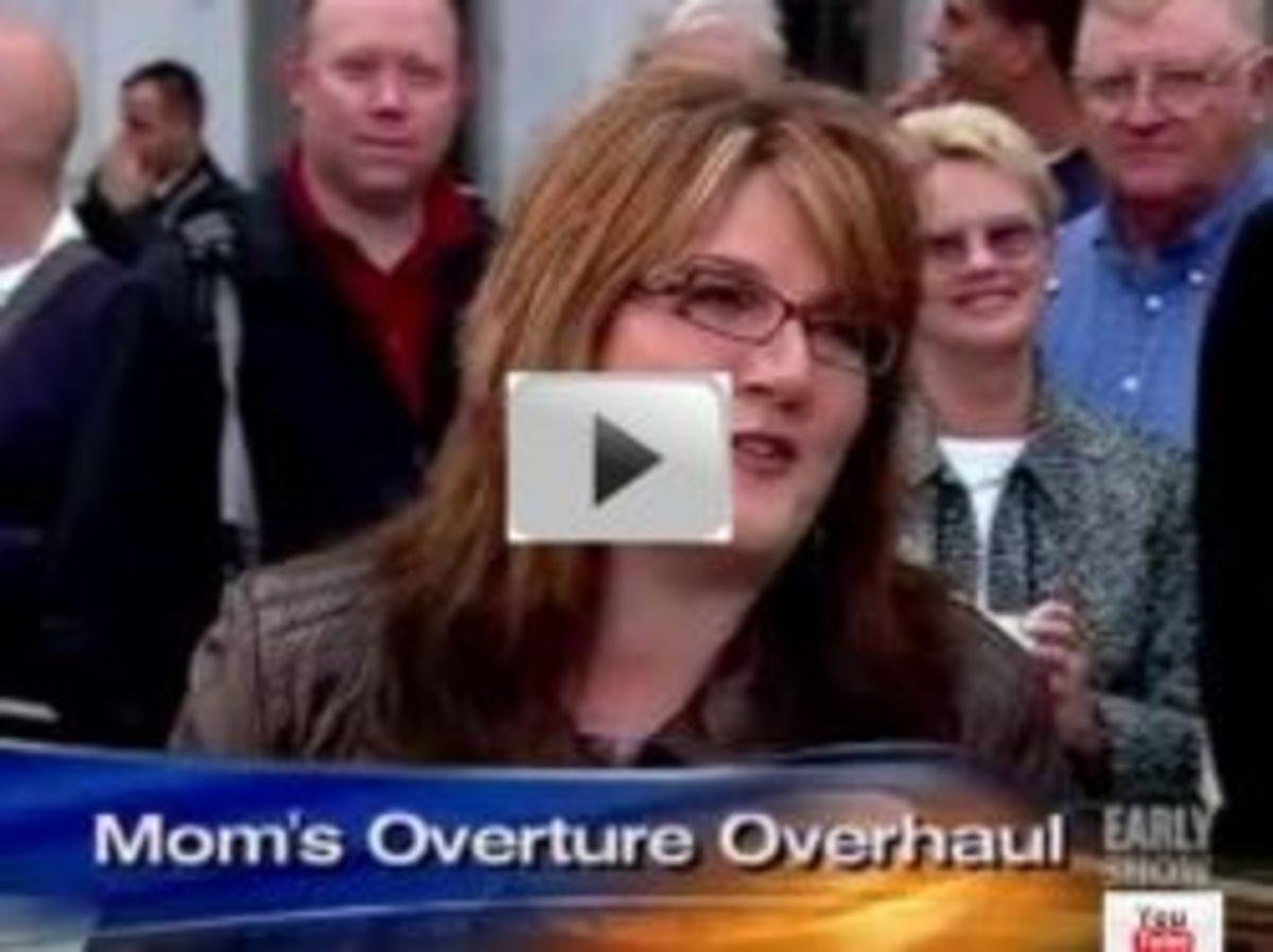 Anita Renfroe Mom Song Lyrics CBS News