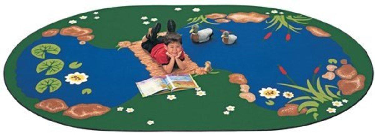 Pond Carpet