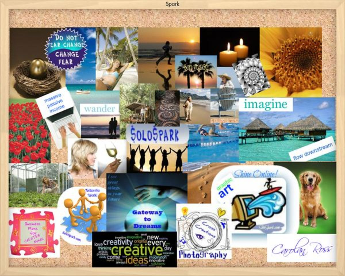 digital vision.board image:  CrossCreations