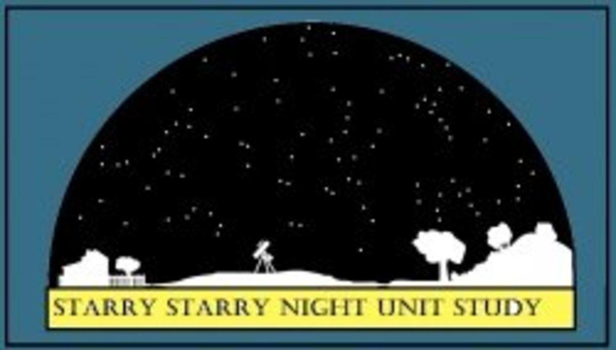 Starry Starry Night Unit Study