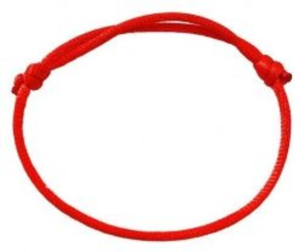 Kabbalah - Learn The Secret Of The Red String Bracelet