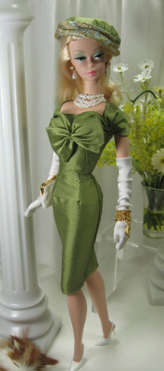 The Art Of Doll Couture