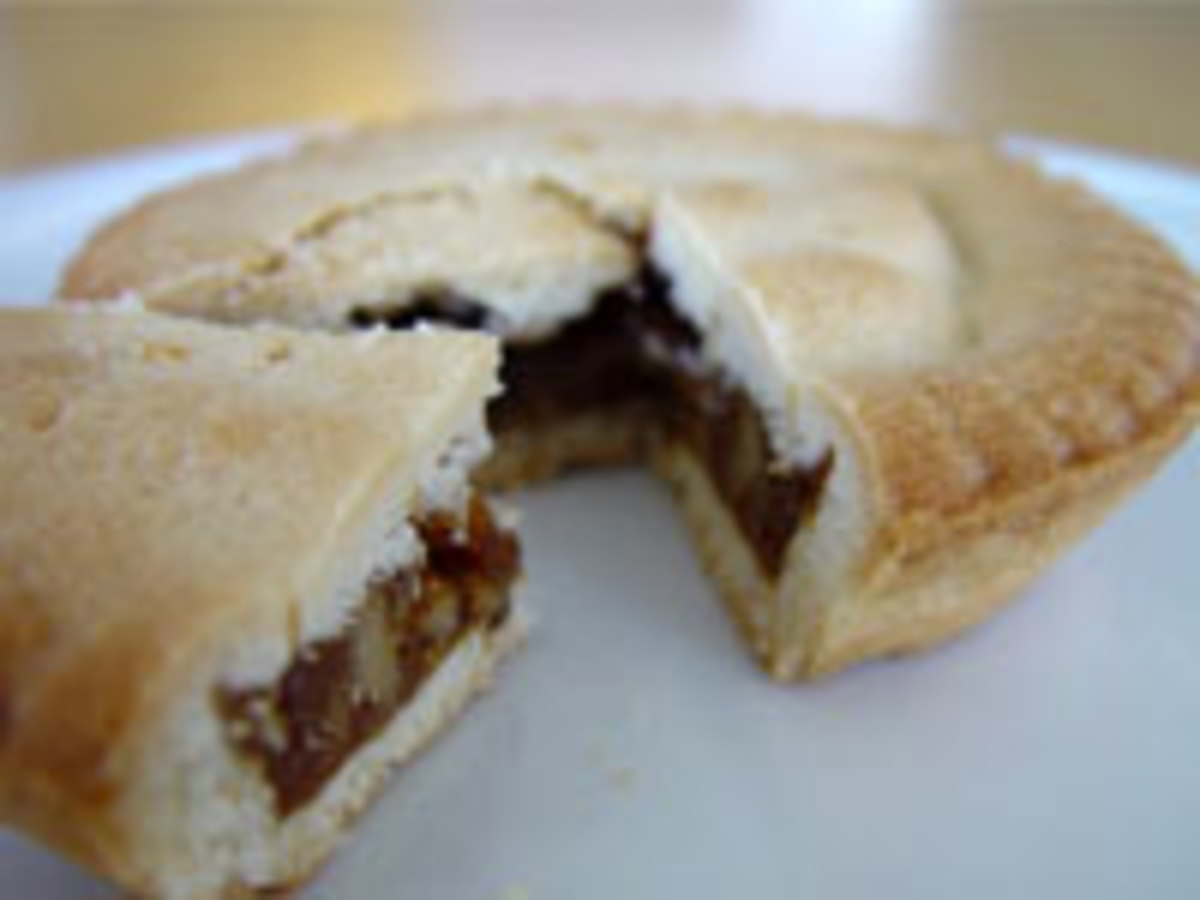 Engadine Nut Cake