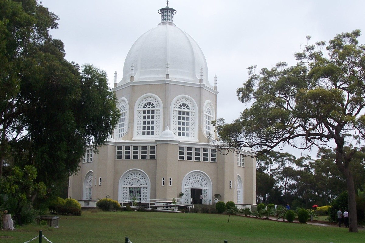The Baha'i Temple, Sydney