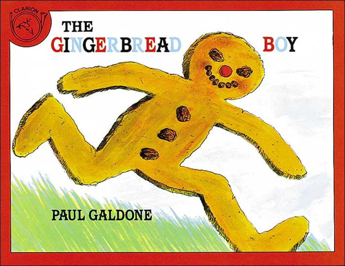 The Gingerbread Boy by Paul Galdone Children's Book Review