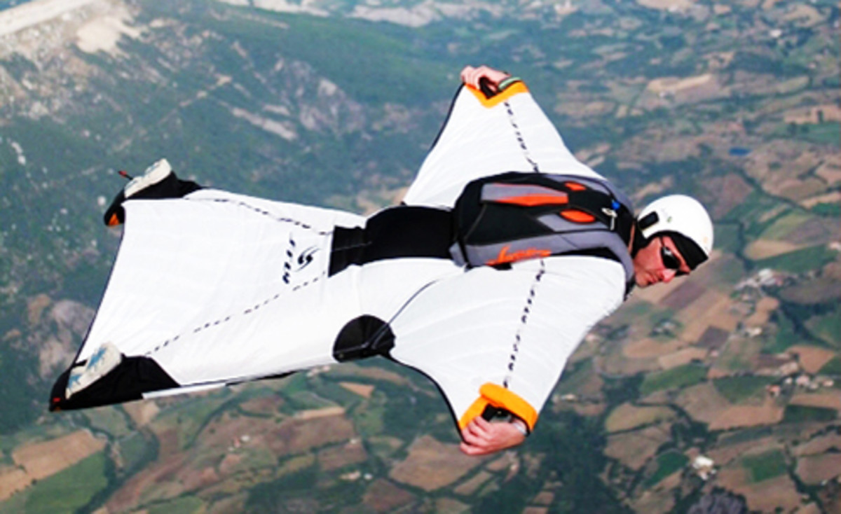 Как сделать костюм летающий
