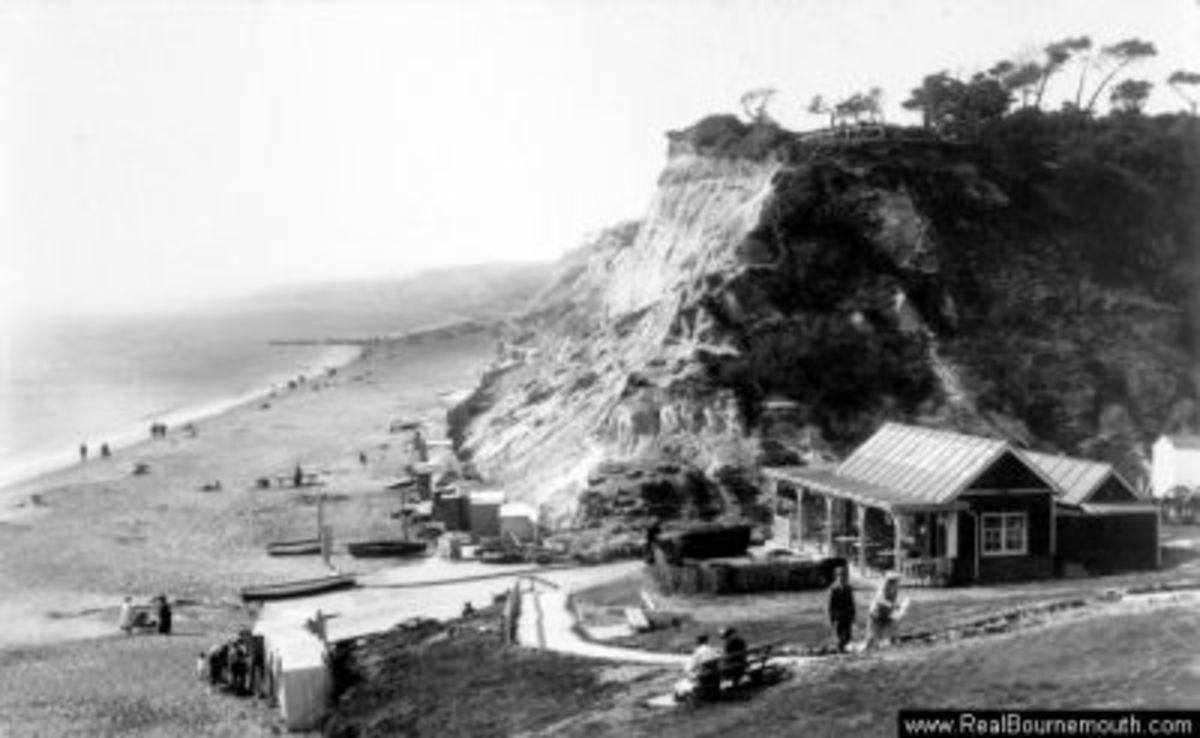 Bournemouth - Durley Chine 1930
