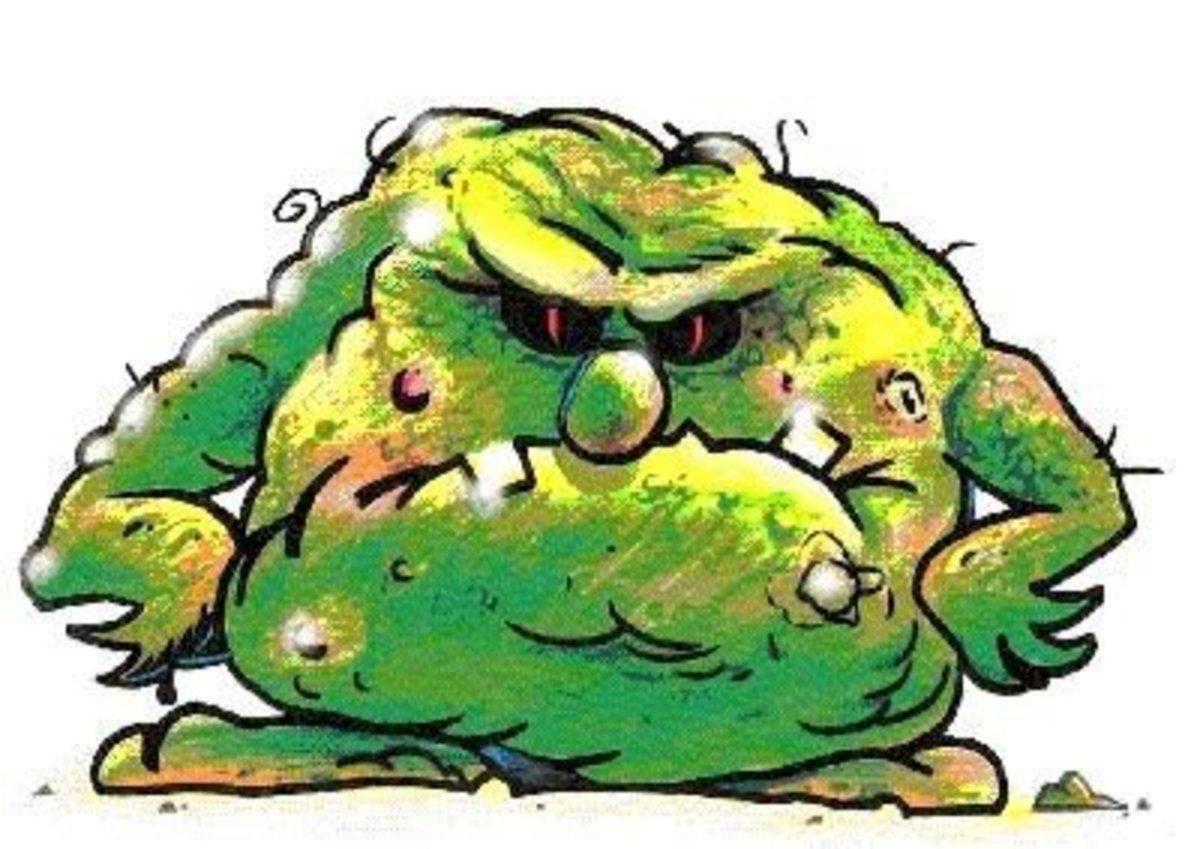 Preventing Mr. Germ