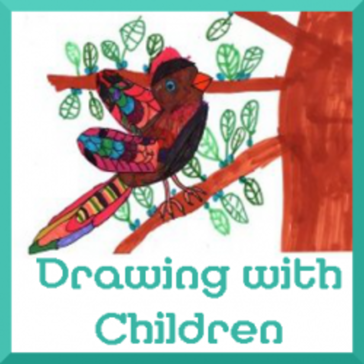 Using Drawing with Children by Mona Brookes