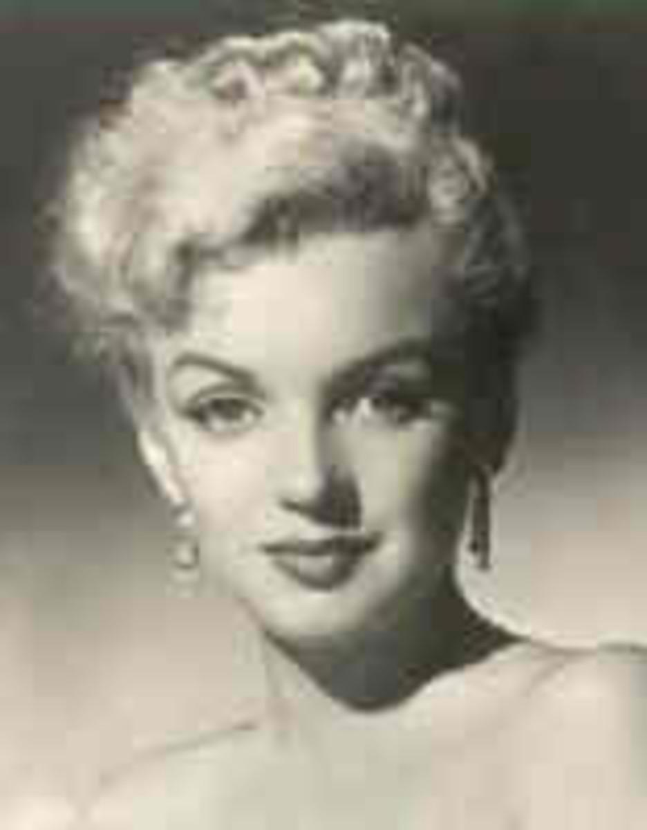 Marilyn Munroe (1954)