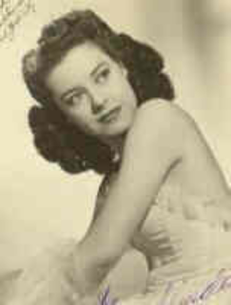 Virginia McGraw (1950)