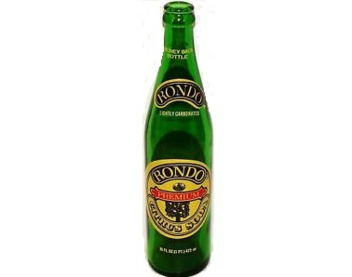 History of Soft Drinks: a Phantom That Was Rondo Cola