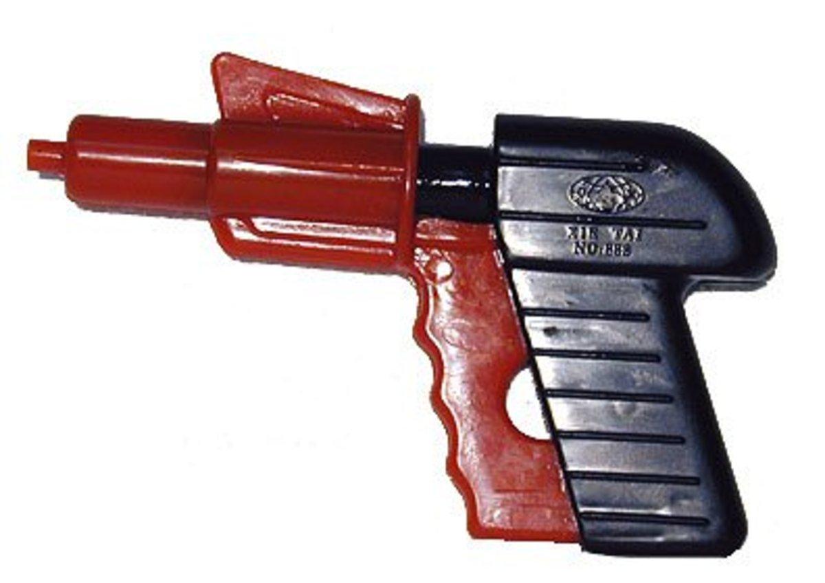 A Spud Gun