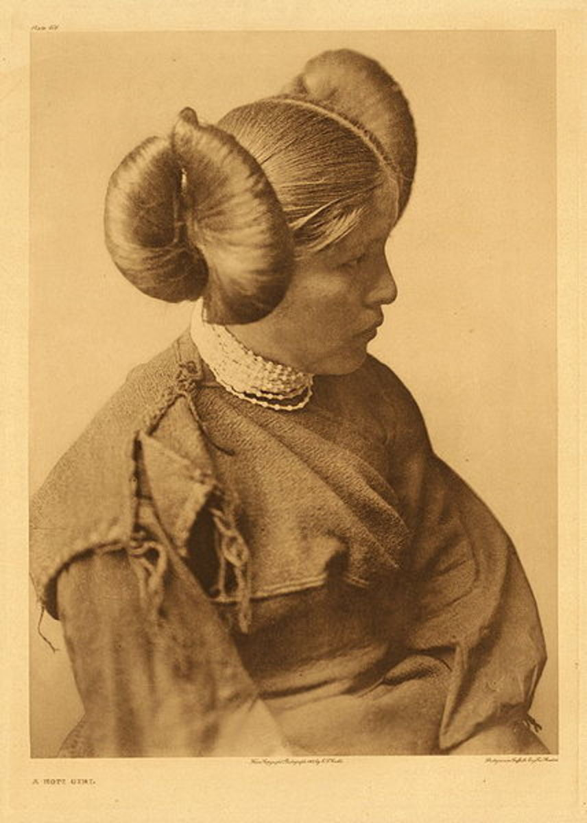 Some LaBelle hair fashions have been present historically among 1800s Native Americans and among Japanese women for centuries. LaBelle took thr styling to a new level.