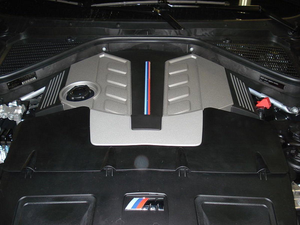 Modern engine.